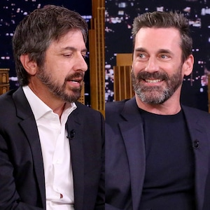 Ray Romano, Jon Hamm,The Tonight Show Starring Jimmy Fallon